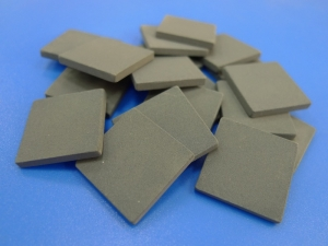 CERAMIC HEAT SINK 30x30x2.5mm