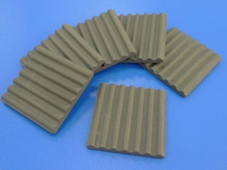 CERAMIC HEAT SINK 30x30x5mm