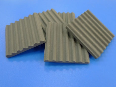 Ceramic Heat Sink 40X40X5mm